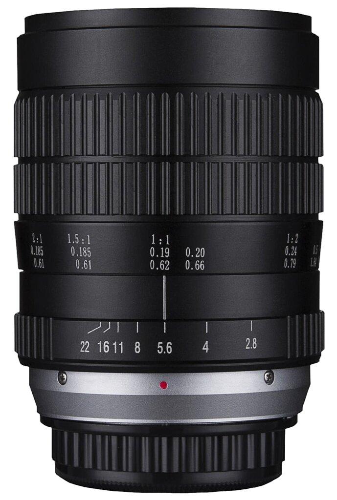 LAOWA 60mm 1:2,8 Ultra-Macro 2:1 für Sony E