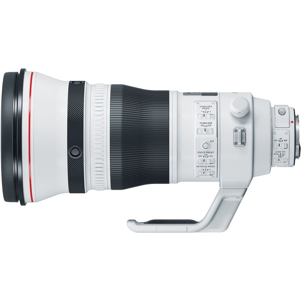 Canon EF 400mm 1:2,8L IS III USM