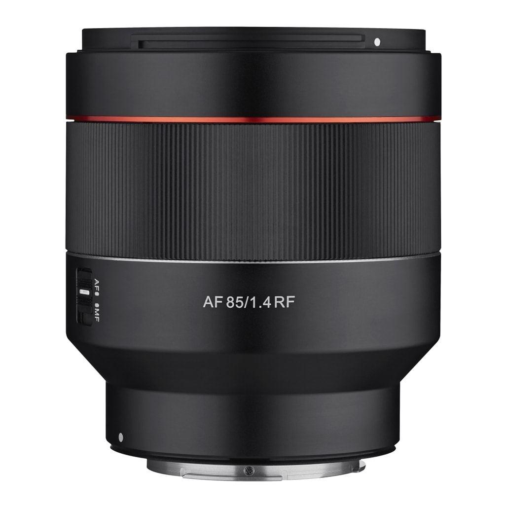 Samyang AF 85mm 1:1,4 RF für Canon R