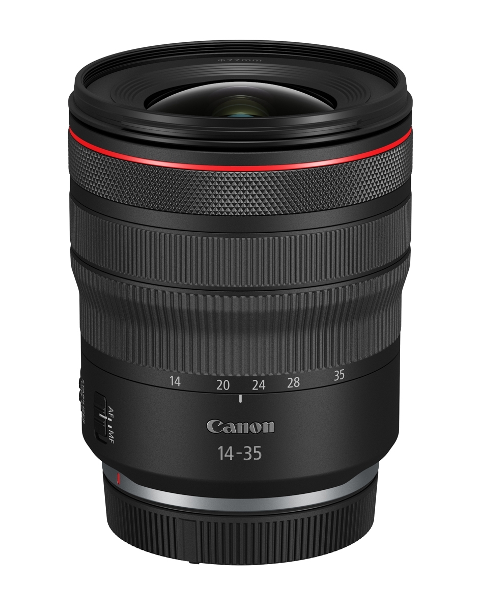 Canon RF 14-35mm 1:4 L IS USM