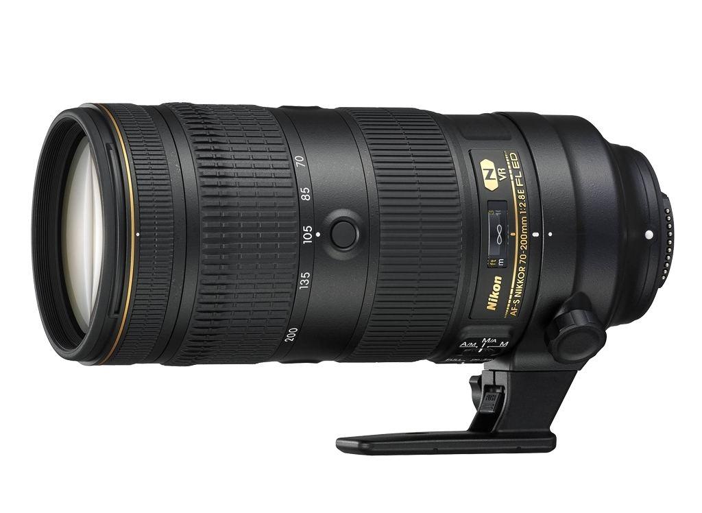 Nikon AF-S 70-200mm 1:2,8 E FL ED VR + Nikon 5-Jahre-Garantie-Aktion