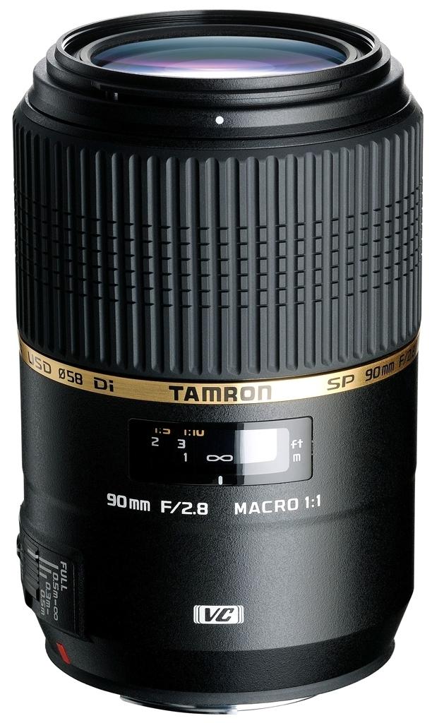 Tamron 90mm 1:2,8 Makro SP DI USD für Canon B-Ware