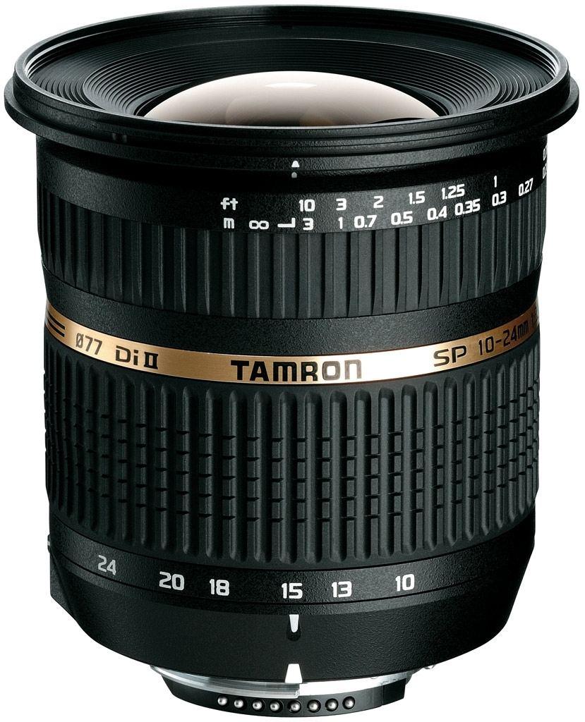 Tamron SP 10-24mm 1:3,5-4,5 Di II LD für Canon
