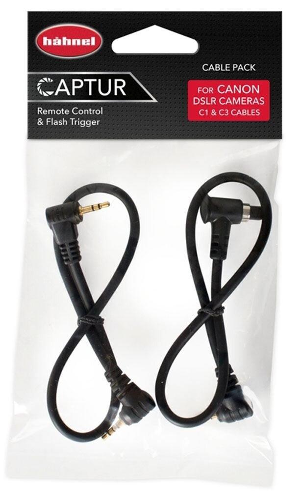 Hähnel Captur Cable Pack f. Canon