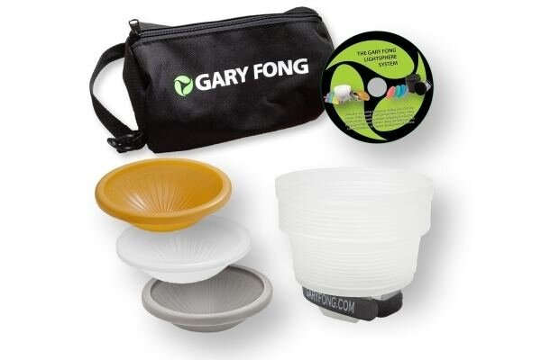 Gary Fong Lightsphere Collapsible Wedding & Event Kit
