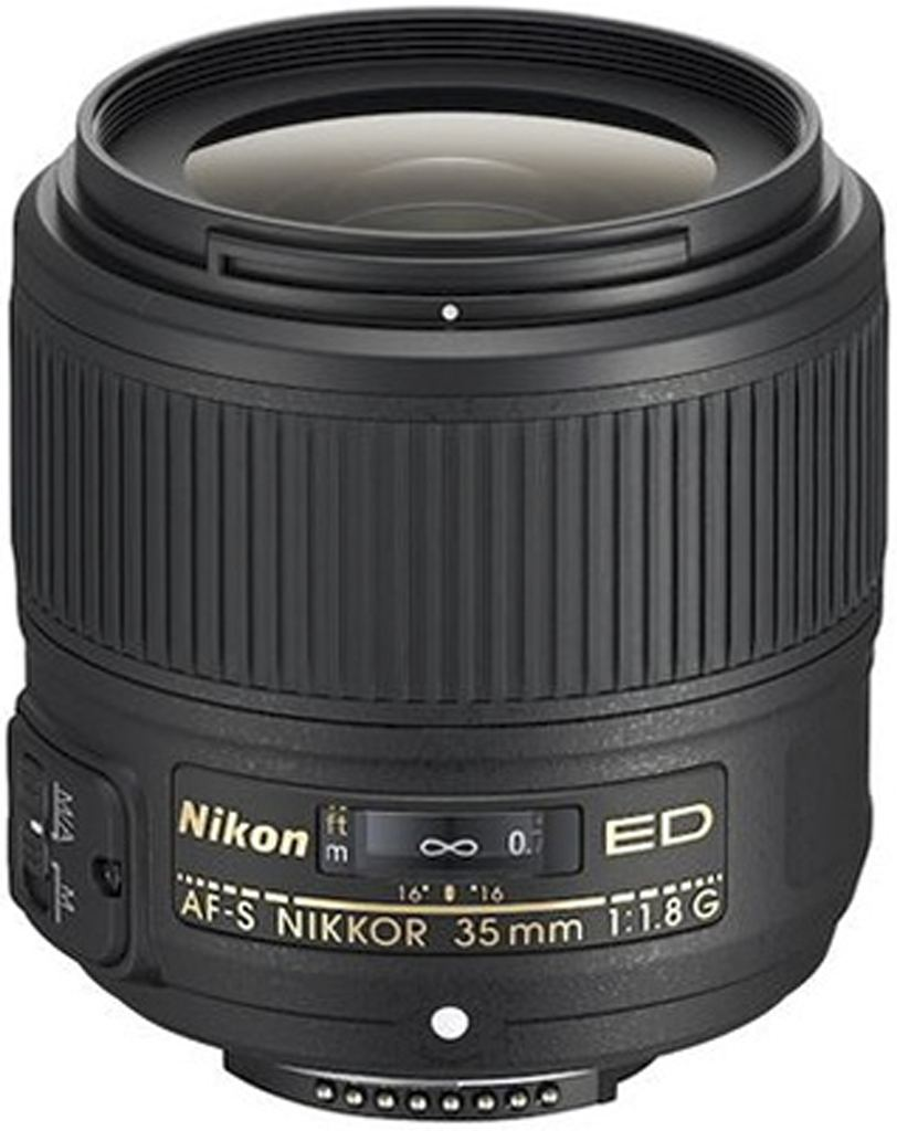 Nikon AF-S 35mm 1:1,8 G ED + Nikon 5-Jahre-Garantie-Aktion
