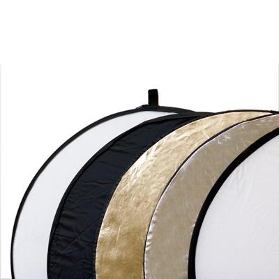Delamax Faltreflektor 5in1 90x120cm HFF-12
