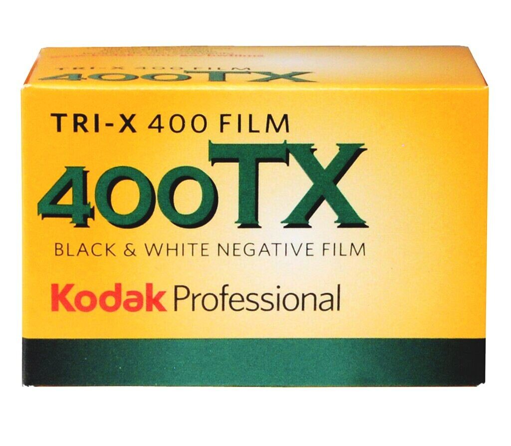 Kodak TRI-X TX 400 135/36 Kleinbildfilm einzeln