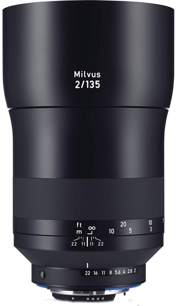 ZEISS Milvus 135mm 1:2,0 ZE f. Canon EOS