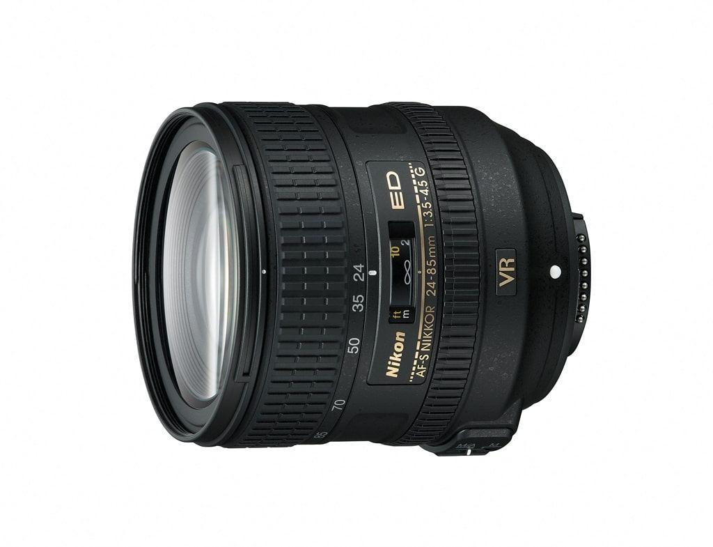 Nikon AF-S NIKKOR 24-85mm 1:3,5-4,5G ED VR aus Set