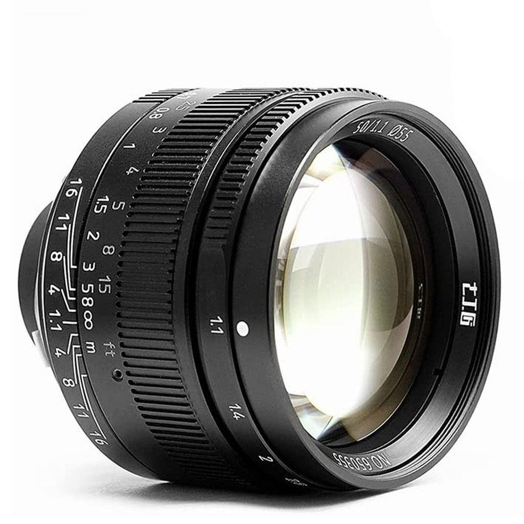 7Artisans 50mm f1:1,05 für Nikon Z