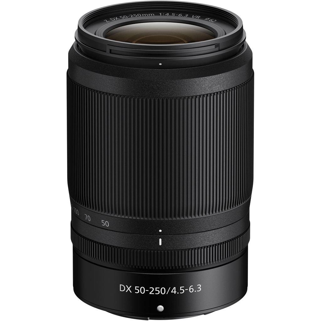 Nikon NIKKOR Z DX 50-250mm 1:4.5-6.3 VR aus Set
