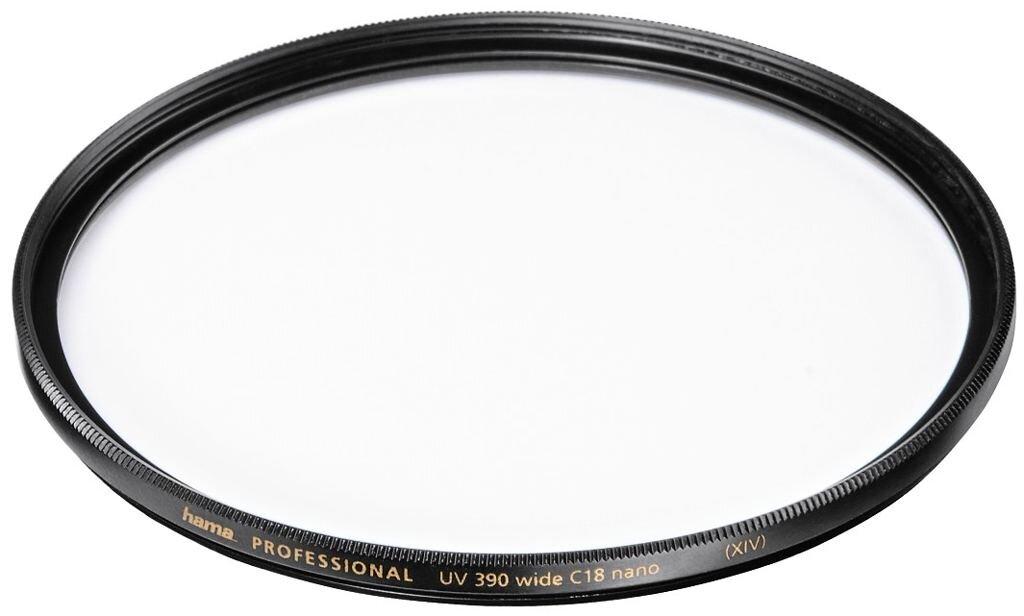 Hama UV 390-Nano Filter C18 Wide 72mm