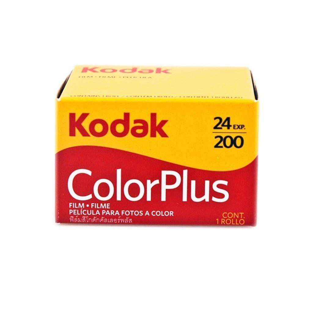 Kodak Film ColorPlus 200 135/24