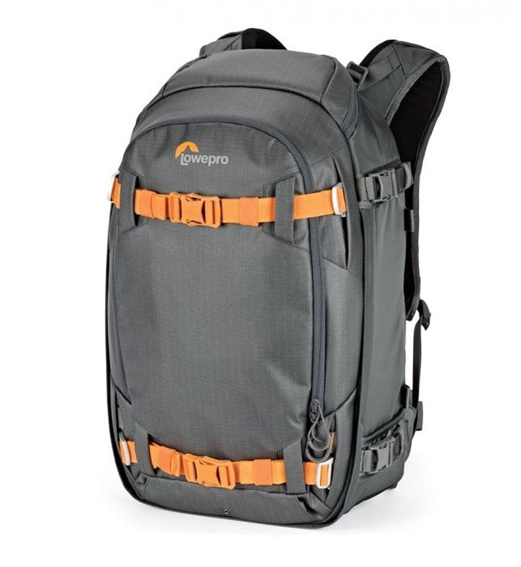 Lowepro Whistler BP 350 AW II grau/orange
