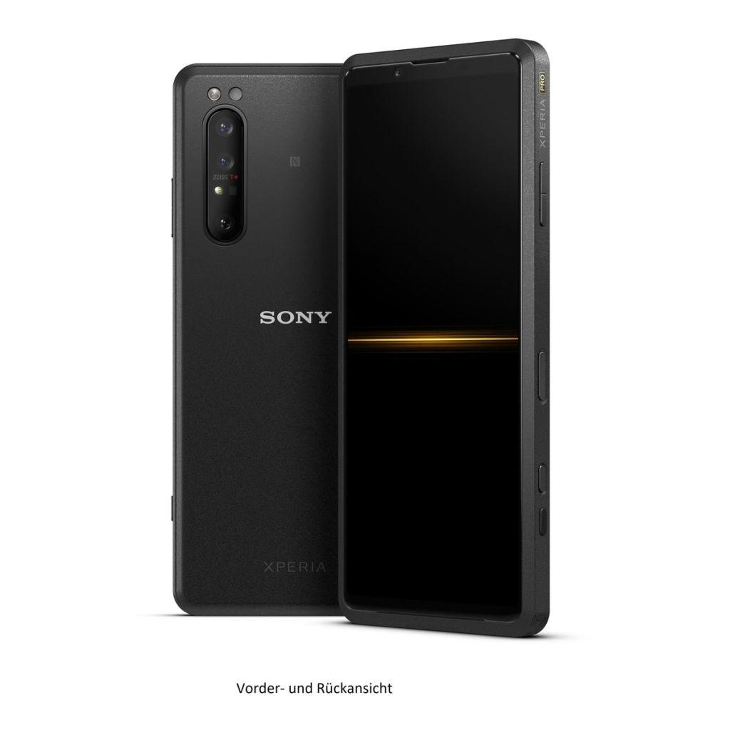 Sony Xperia PRO 5G 512GB schwarz Dual-SIM Smartphone