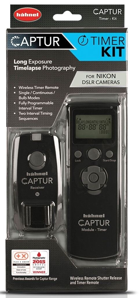 Hähnel Captur Timer Kit für Nikon