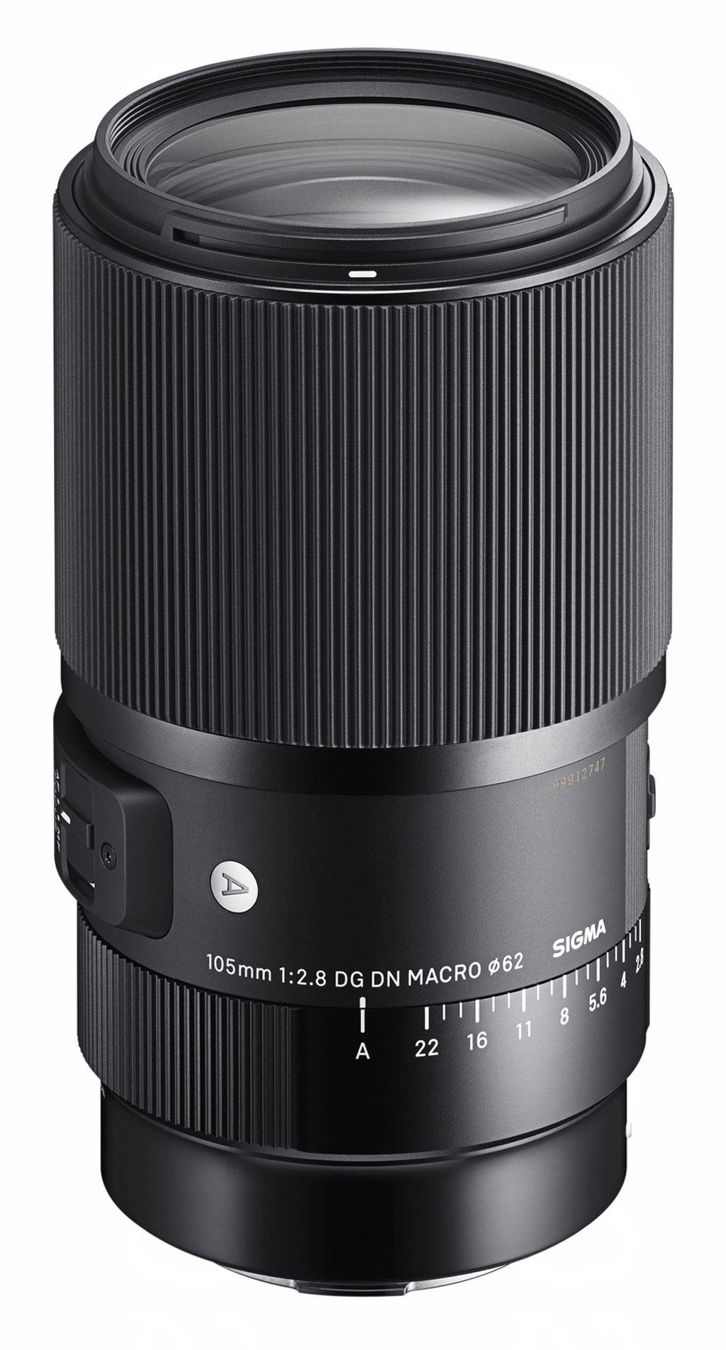 Sigma 105mm 1:2,8 DG DN Macro Art für L-Mount