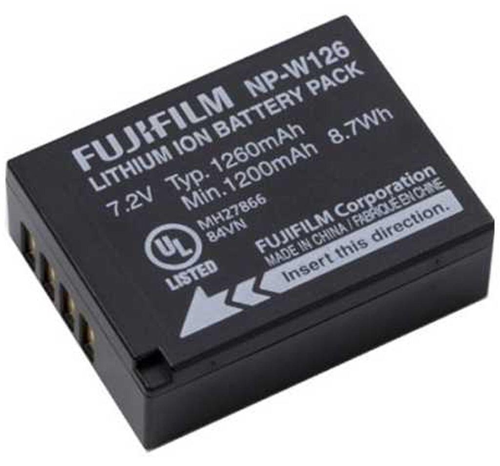 Fujifilm Akku NP-W126-S