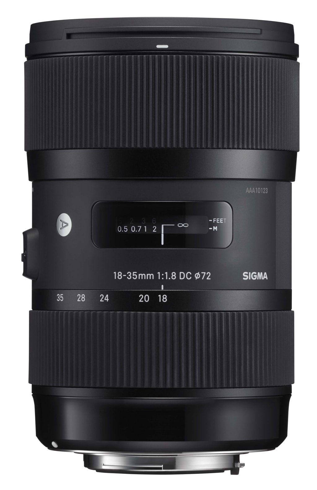 Sigma 18-35mm 1:1,8 DC HSM Art für Nikon