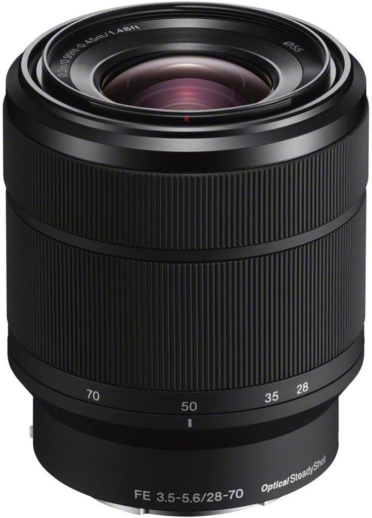 Sony SEL FE 28-70mm 1:3,5-5,6 OSS (SEL2870) E-Mount aus Set
