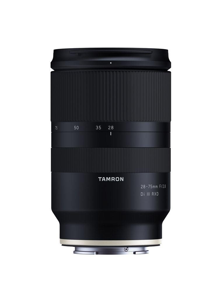 Tamron 28-75mm 1:2,8 Di III RXD für Sony E-Mount
