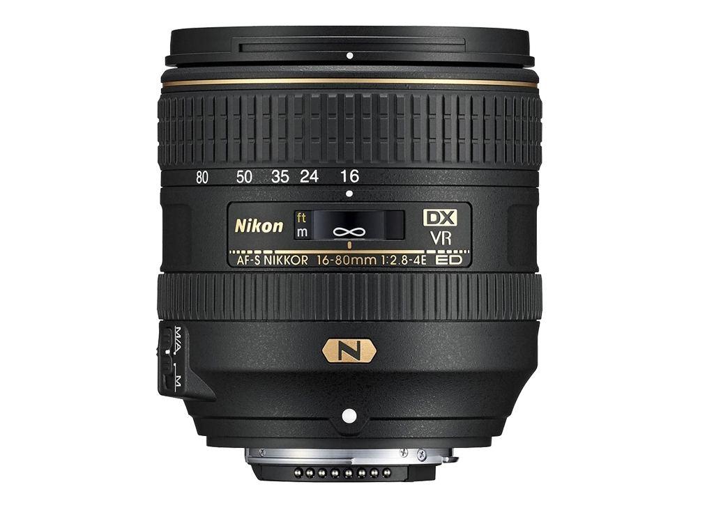 Nikon AF-S DX NIKKOR 16-80mm 1:2,8-4E ED VR