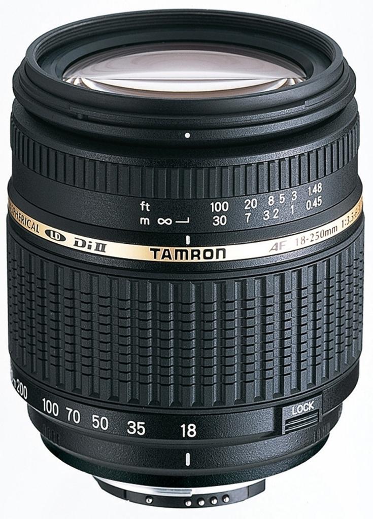 Tamron AF 18-250mm 1:3,5-6,3 Di II mit Motor LD für Nikon B-Ware