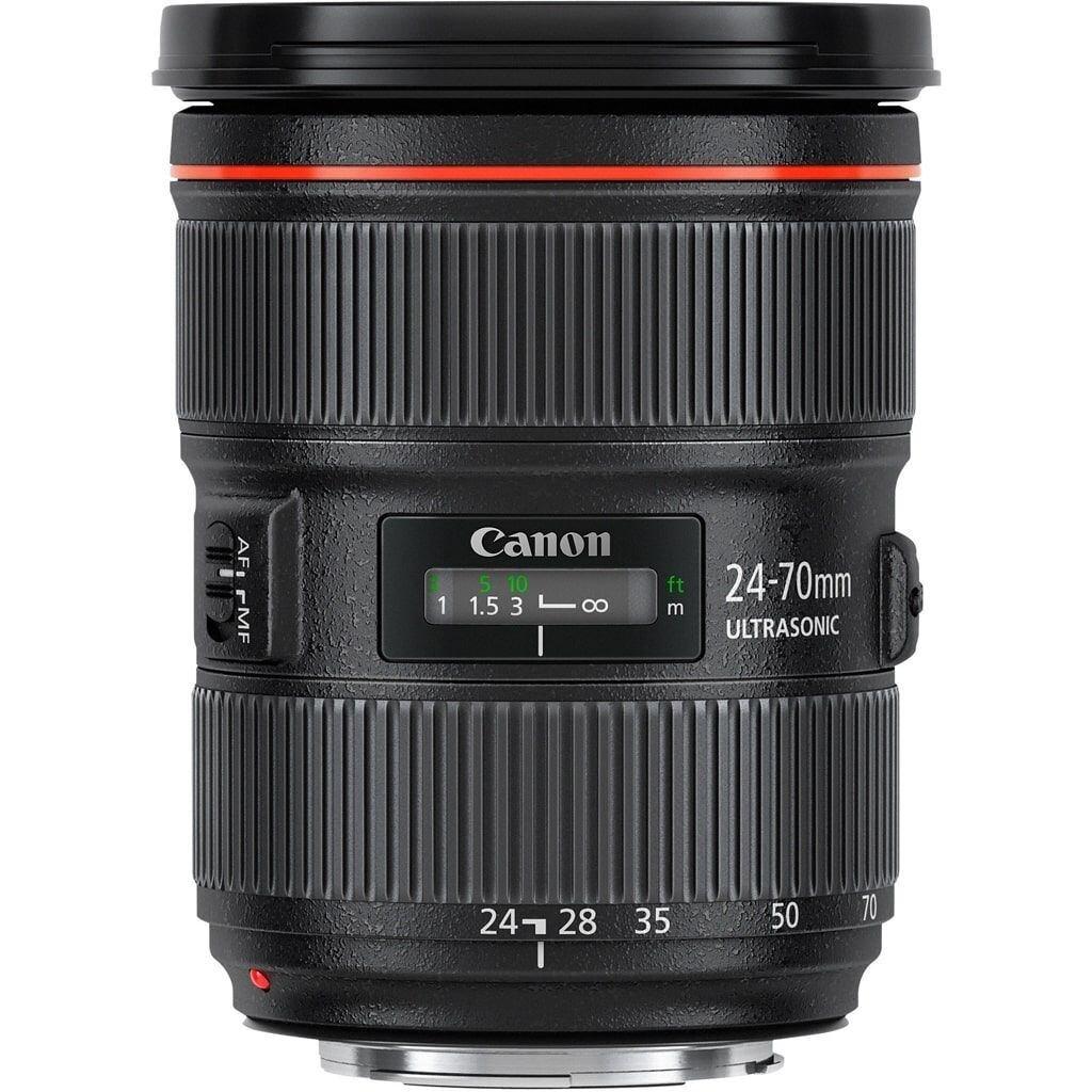 Canon EOS 5D Mark IV + EF 24-70mm 1:2,8 L II USM + EOS Plus X 250€ Sparvorteil -500€ Eintauschprämie