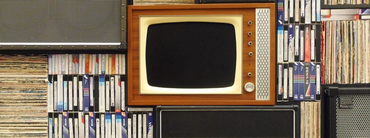 VHS Videokassetten digitalisieren bei Fotomax in Nürnberg