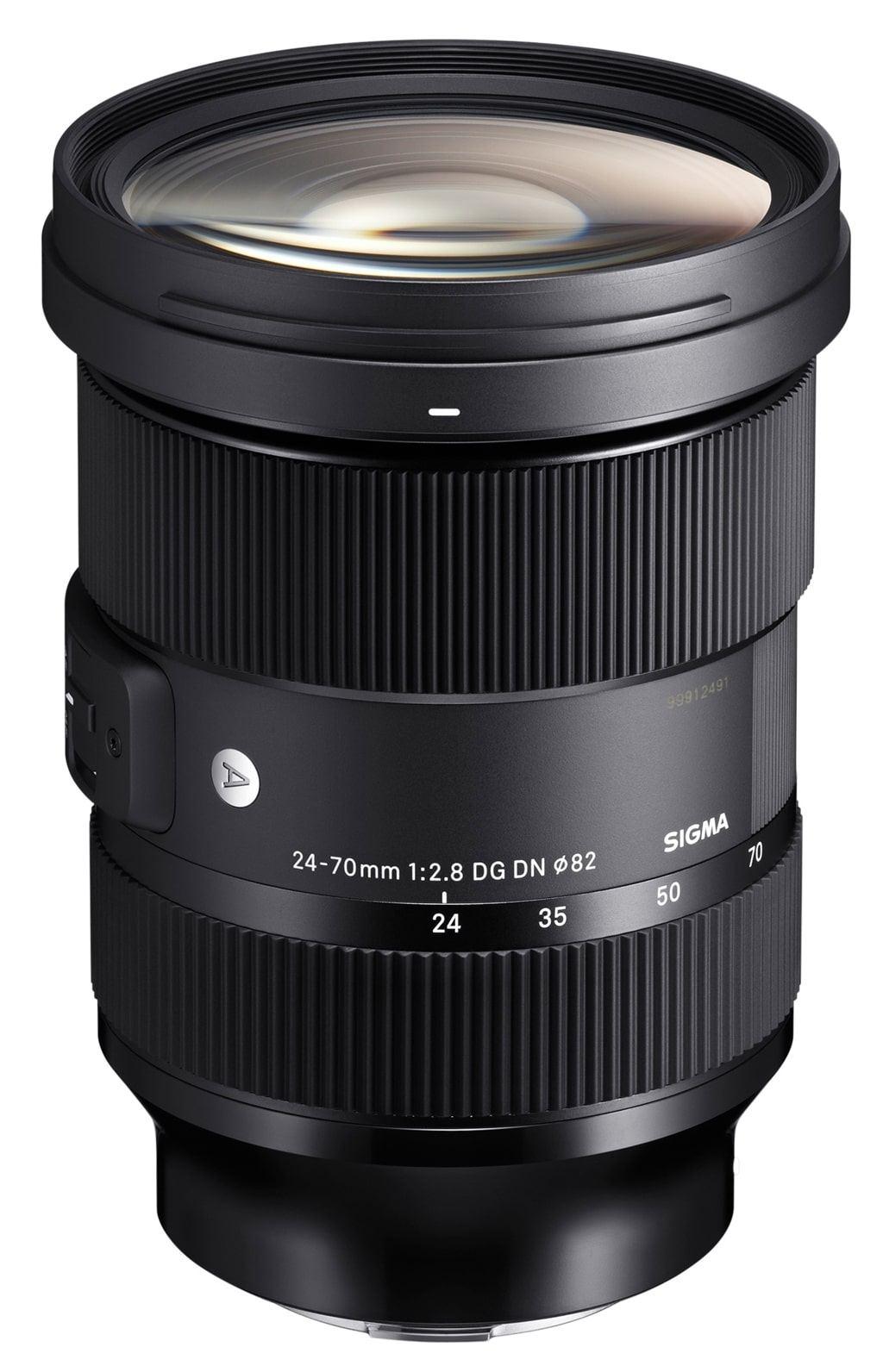 Sigma 24-70mm 1:2,8 DG DN Art für Sony E-Mount