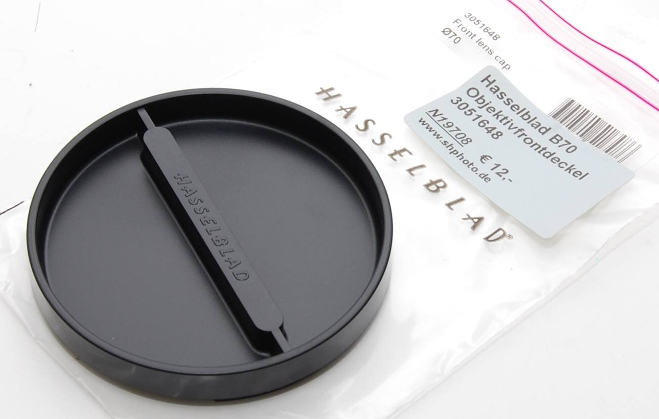 Hasselblad B70 Objektivfrontdeckel 3051648