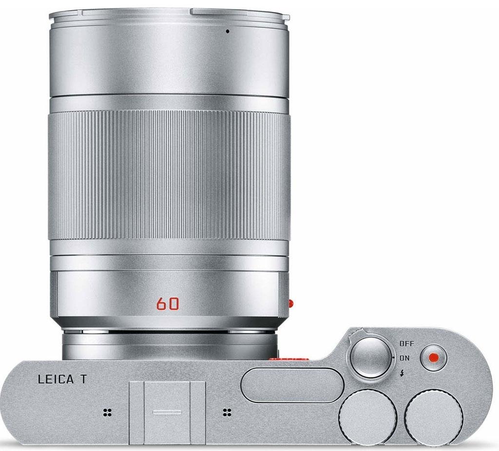 LEICA APO-MACRO-ELMARIT-TL 2.8/60mm ASPH.silbern elox. 11087