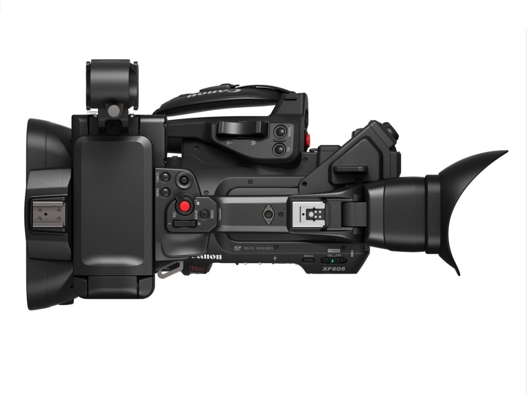 Canon XF605 Broadcast Camcorder