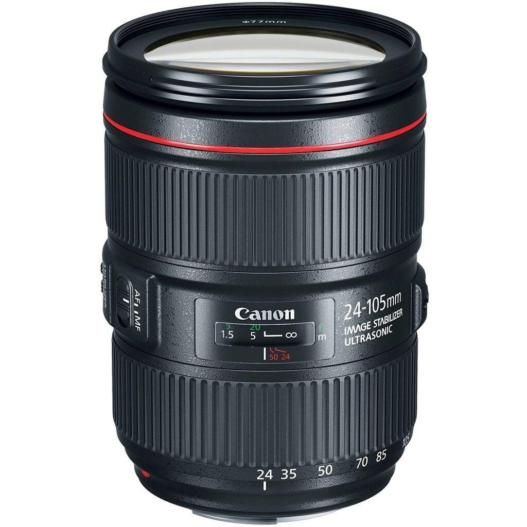 Canon EOS 5D Mark IV + EF 24-105mm 1:4 L IS II USM  140,- EOS Plus X Bonus -500€ Eintauschprämie