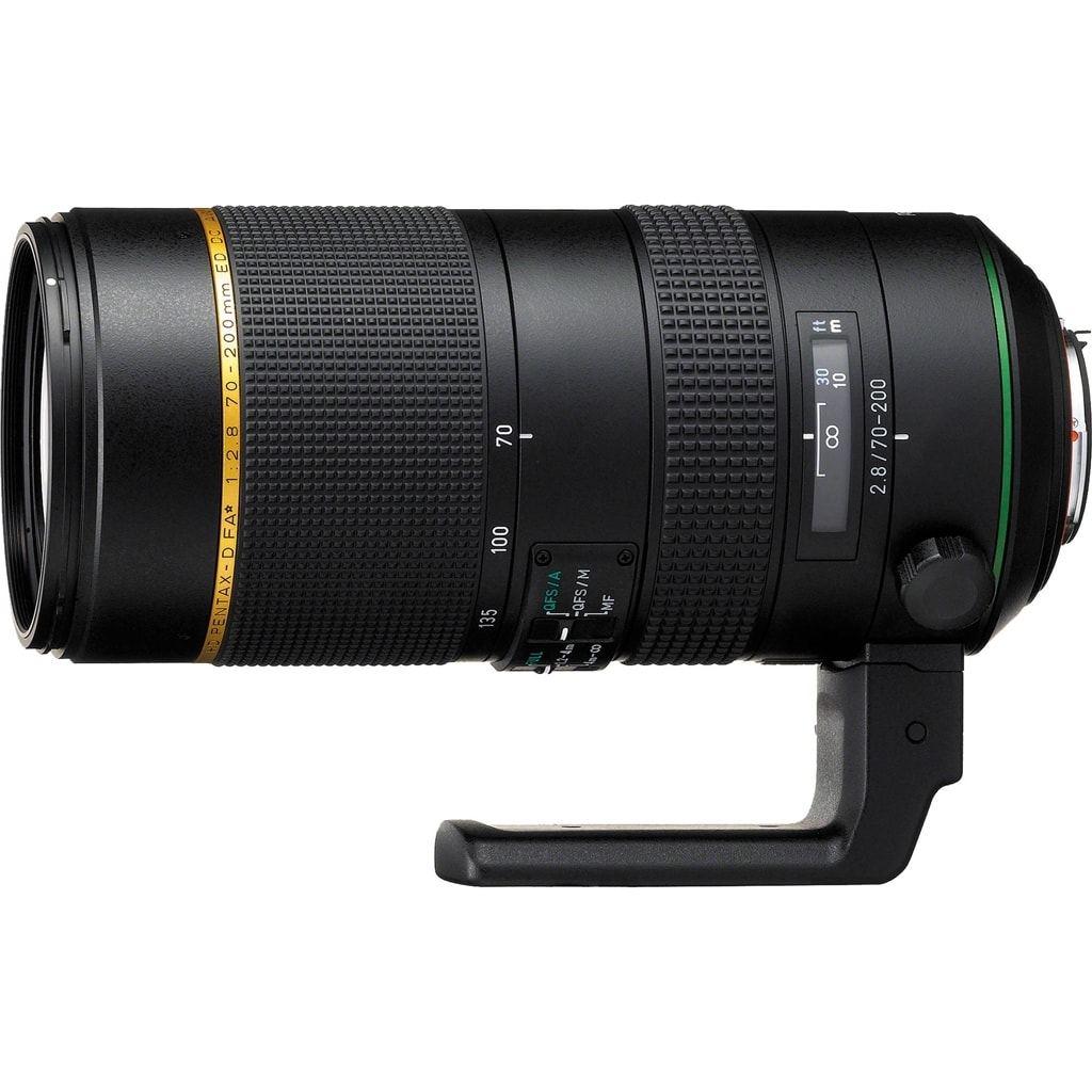Pentax HD Pentax-D FA* 70-200mm 1:2.8 ED DC AW