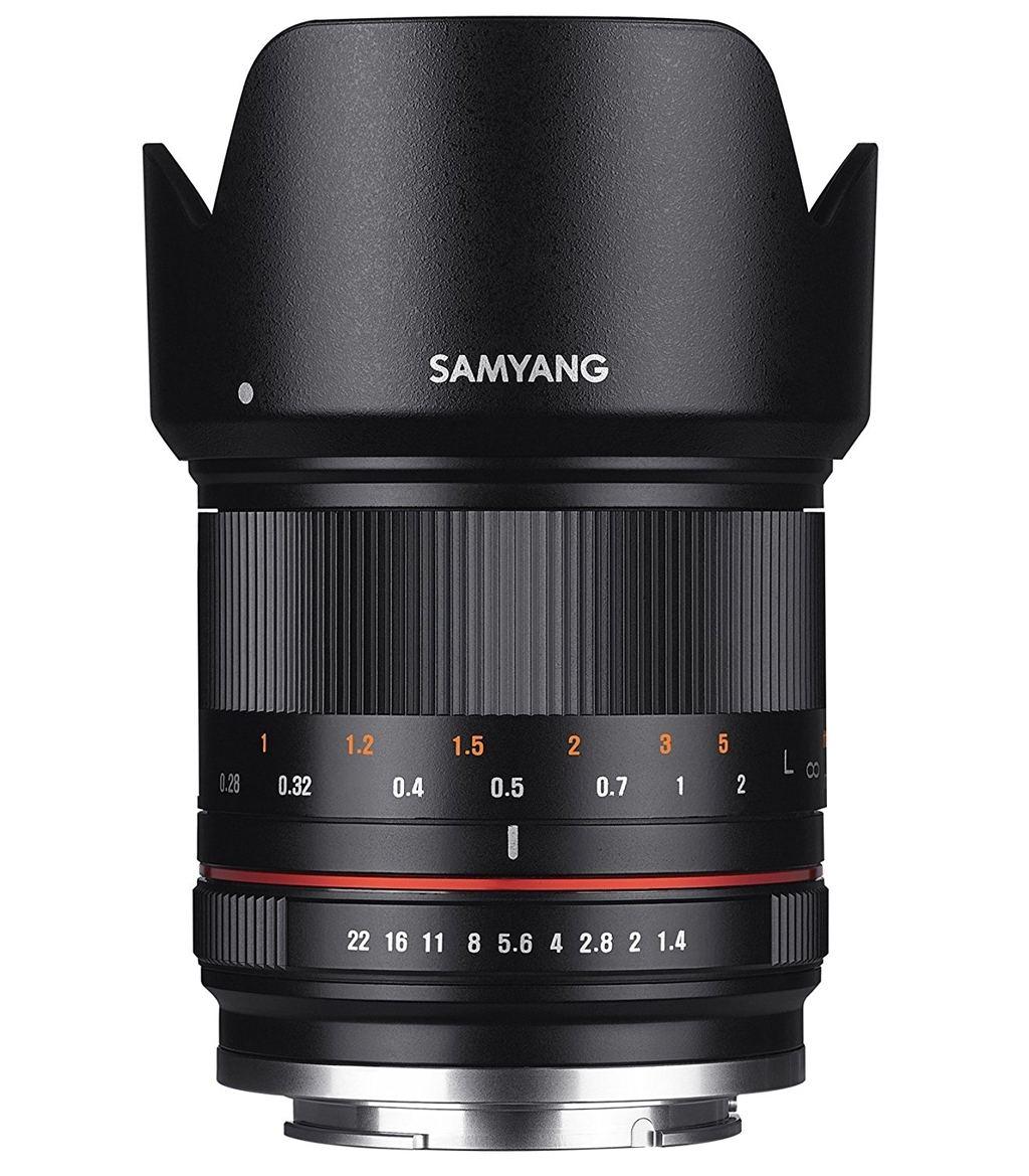 Samyang MF 21mm 1:1,4 APS-C für Sony E