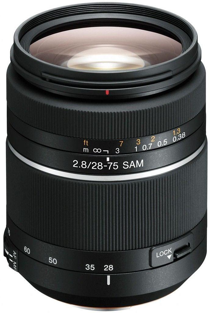 Sony SAL 28-75mm 1:2,8 SAM (SAL2875) A-Mount
