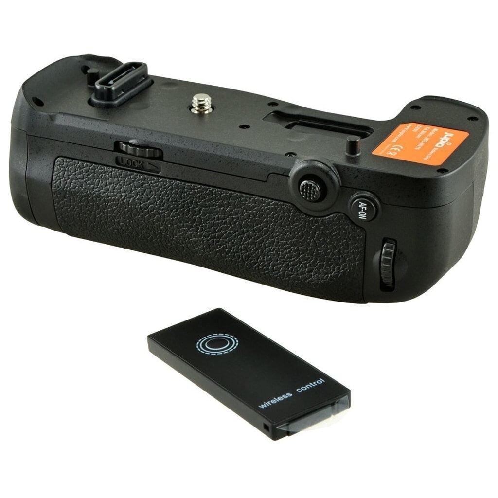 Jupio JBG-N016 Batteriegriff für Nikon D850 (MB-D18) inkl. Funkfernauslöser