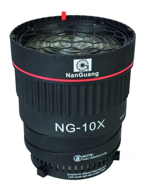 NanGuang NG-10x Spot mit Fresnelllinse