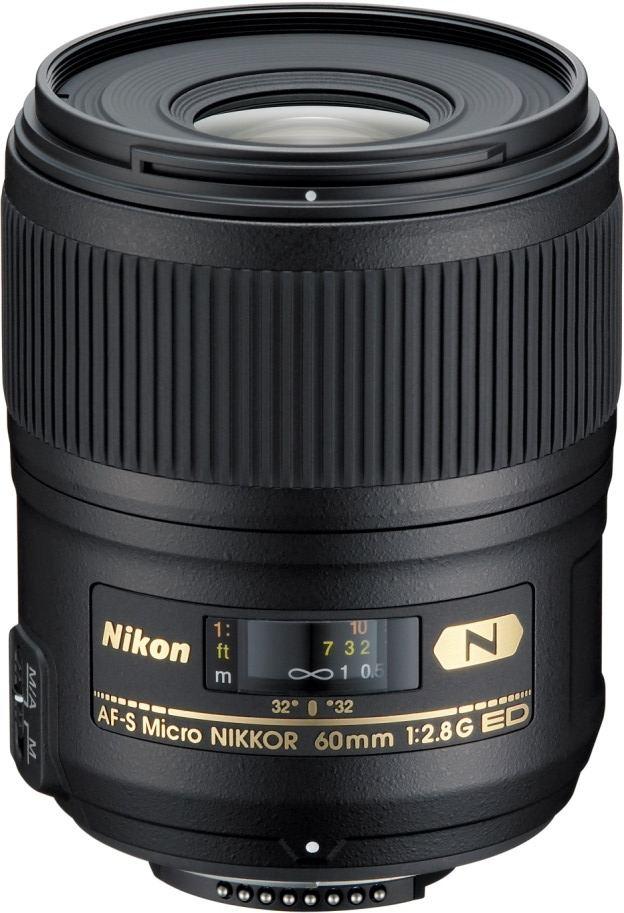 Nikon AF-S Micro-NIKKOR 60mm 1:2,8G ED
