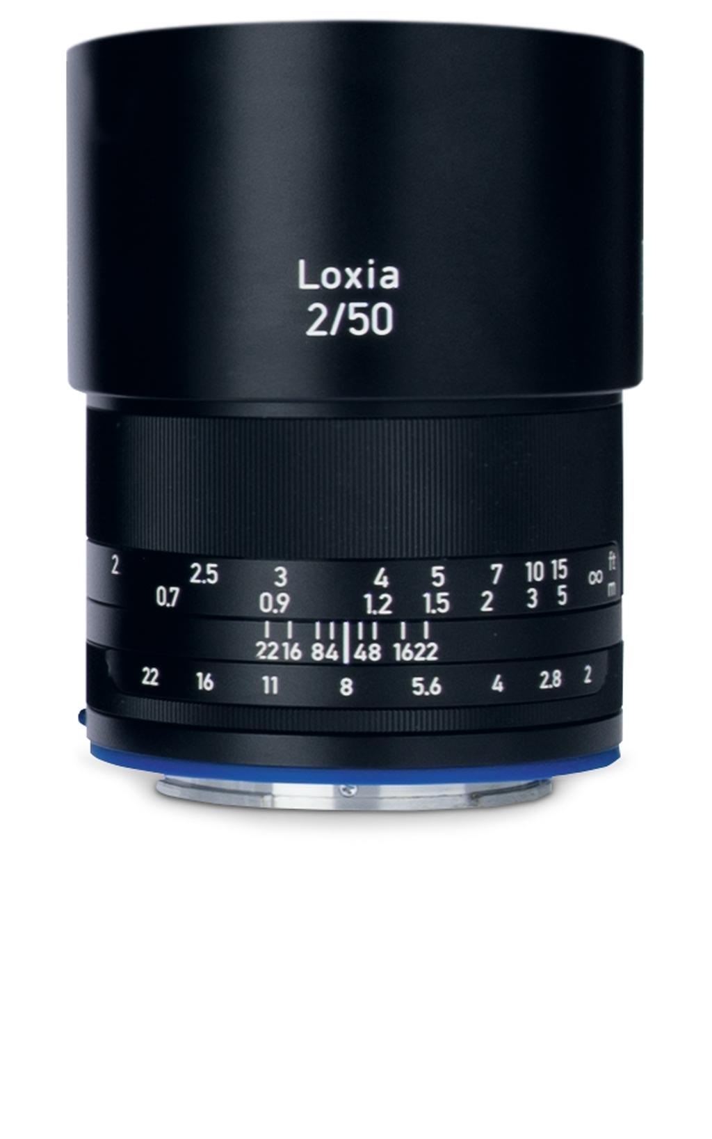 ZEISS Loxia 50mm 1:2,0 für Sony ILCE (E-Mount)