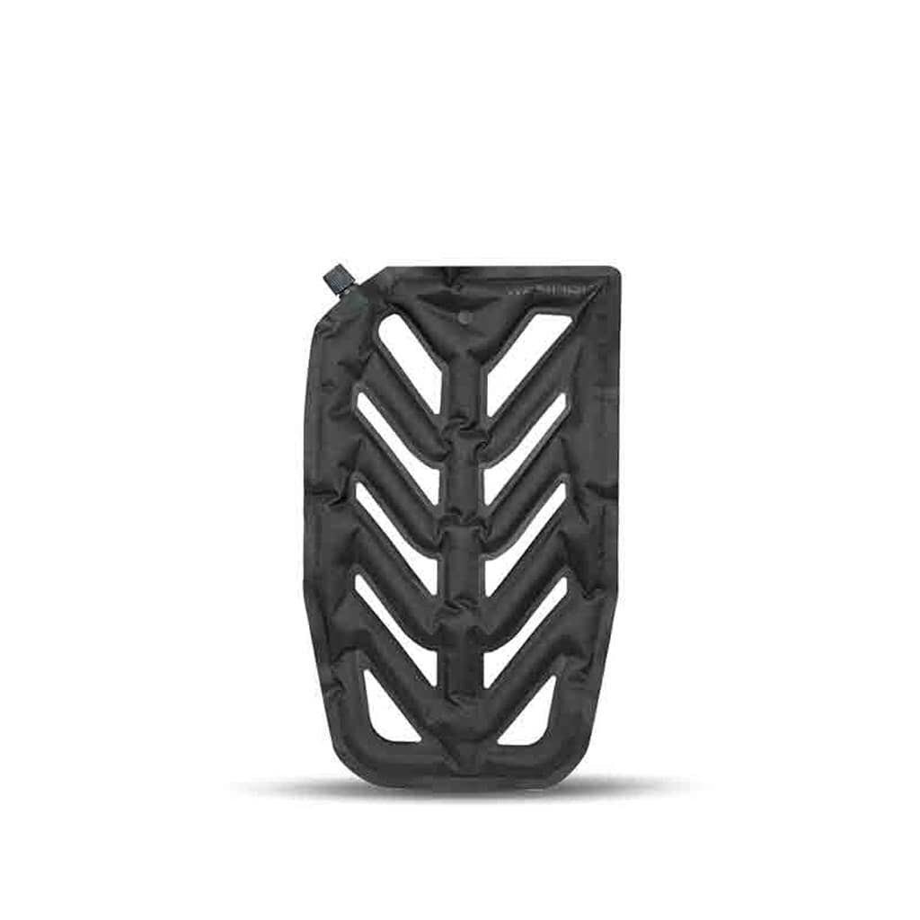 Wandrd VEER Black Photo Bundle Faltrucksack mit aufblasbarem Rückenpolster und Camera Cube
