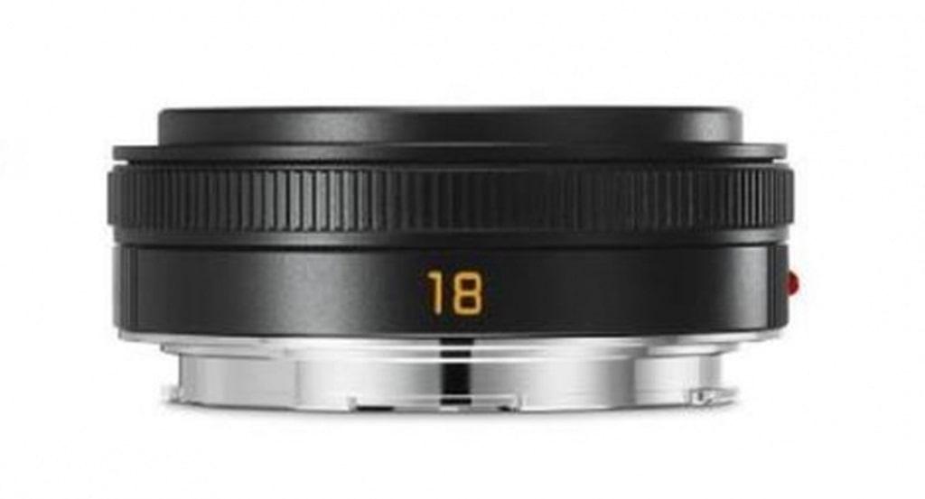Leica Elmarit-TL 2.8/18mm ASPH. schwarz