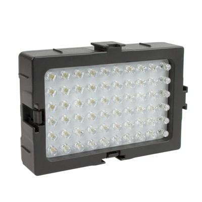Delamax DV-60 LED Foto und Videoleuchte 60LEDs