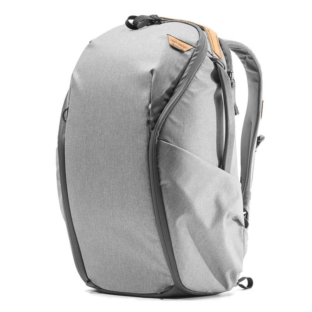 Peak Design Everyday Backpack V2 Zip Foto-Rucksack 20 Liter Ash (Hellgrau)