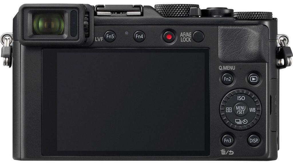 Panasonic LUMIX DC-LX100 II schwarz