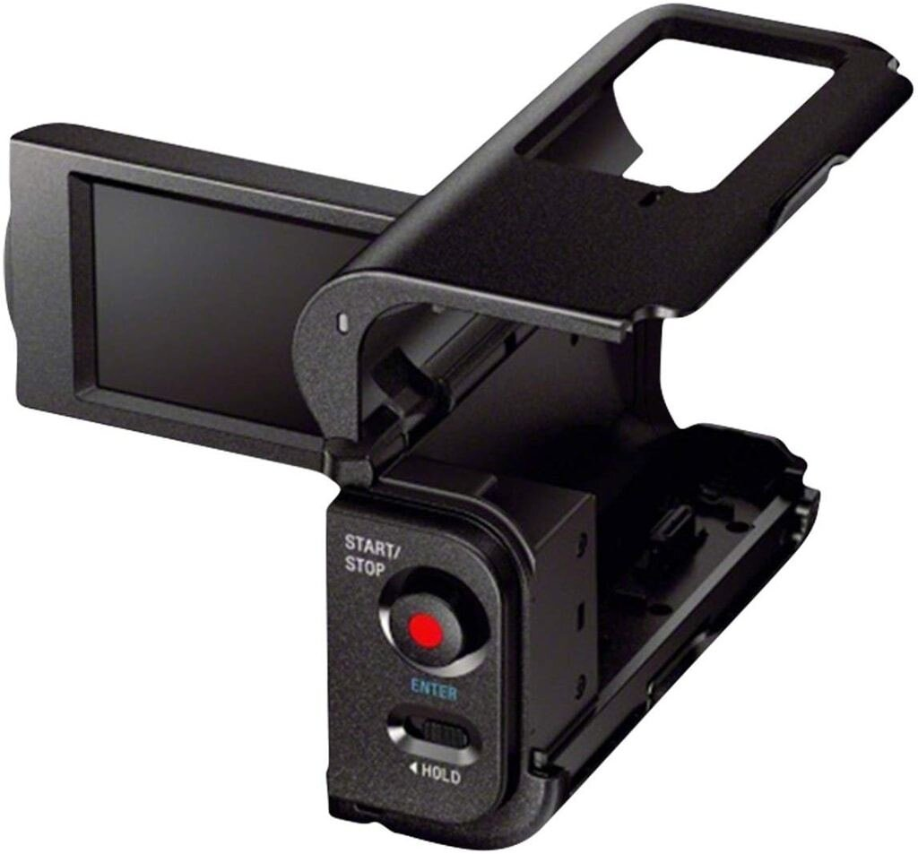 Sony AKA-LU1 Handgriff mit LCD-Display