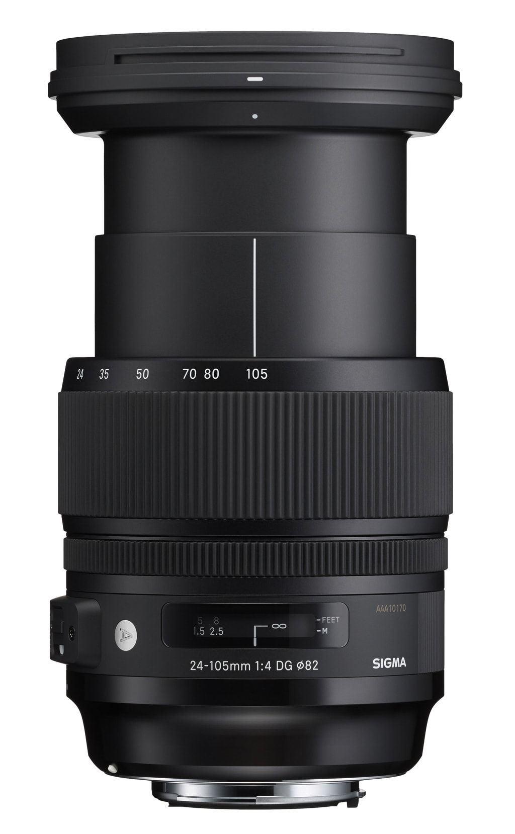 Sigma 24-105mm 1:4 DG OS HSM Art für Canon EF