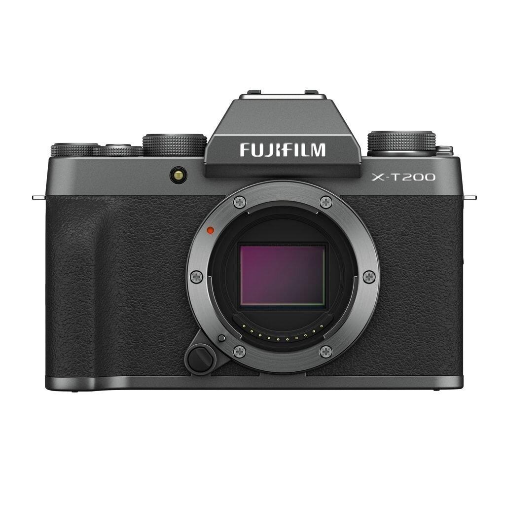Fujifilm X-T200 Dunkelsilber Gehäuse